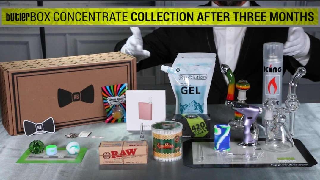An introduction to the Concentrate Butler Box