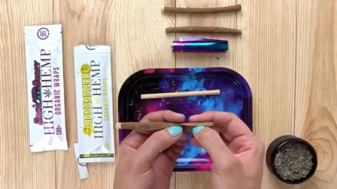 How To Roll A Hemp Wrap